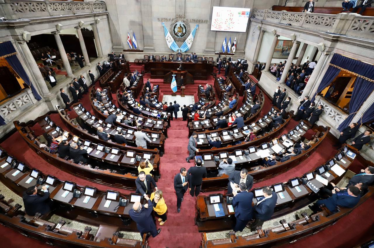 Congreso sigue sin elegir a jueces y magistrados