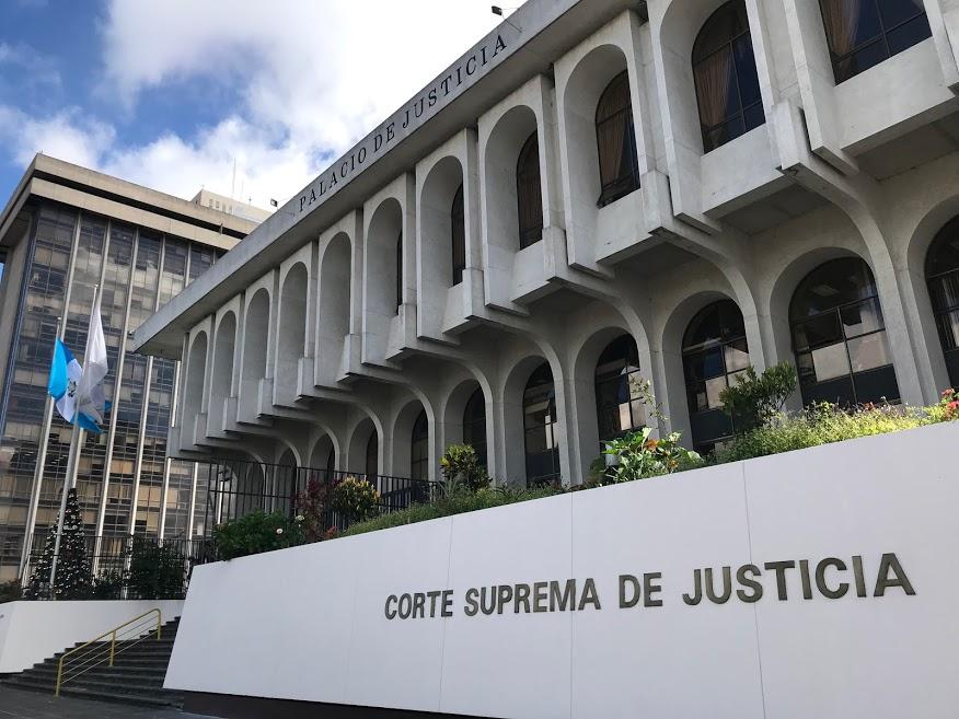 PDH exhorta frenar persecusión contra jueces y magistrados