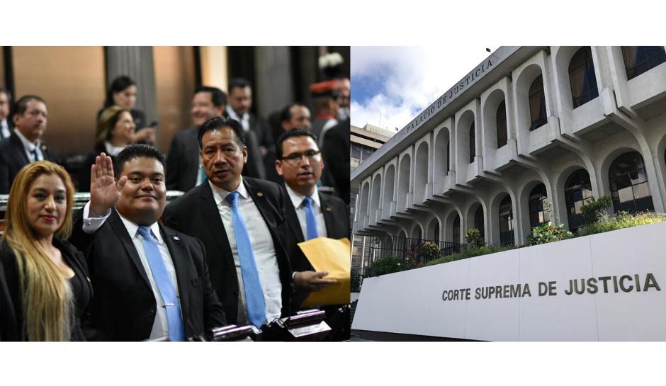 Pacto de Corruptos del Congreso y CSJ ponen en riego el estado de derecho