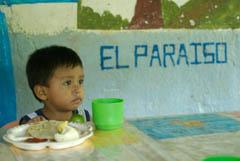 Desnutrición afecta a quince niños de Patzún