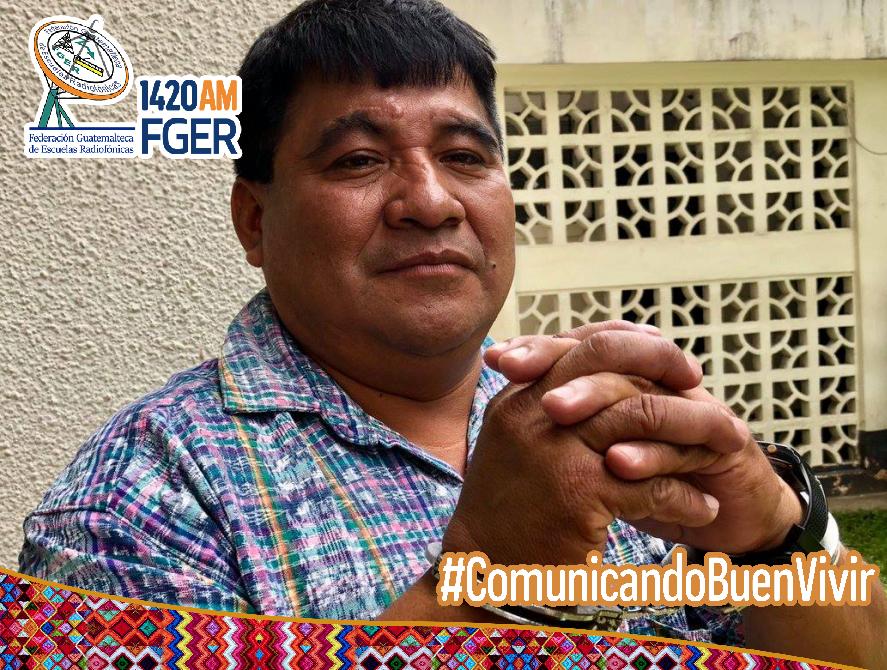 Defensor Bernardo Caal declarado preso de conciencia