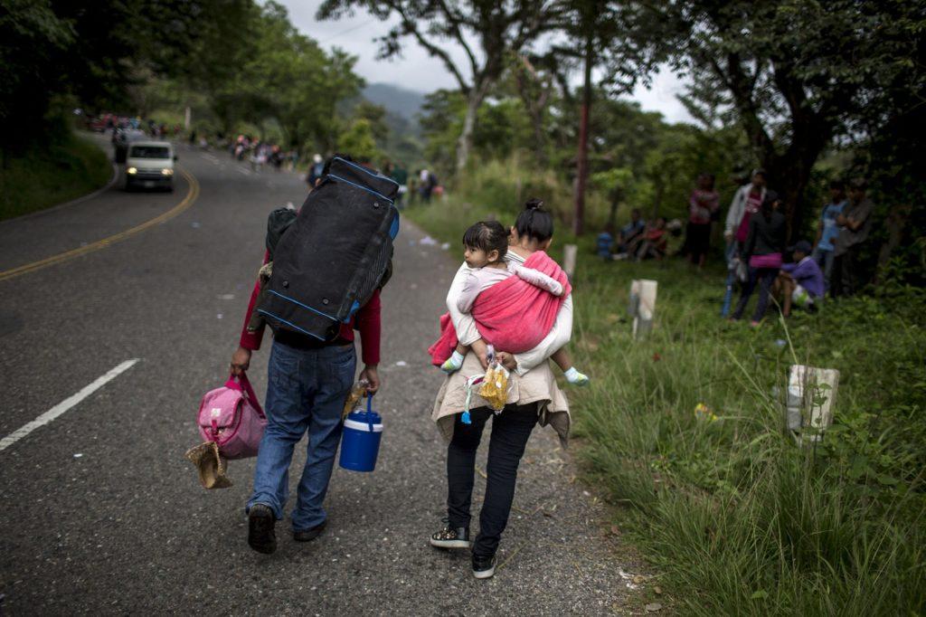 El desplazamiento forzado afecta de forma silenciosa a las familias centroamericanas
