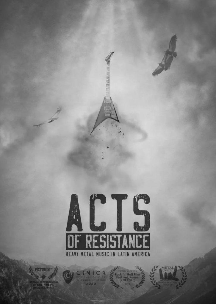 Actos de Resistencia, el metal en Latinoamérica