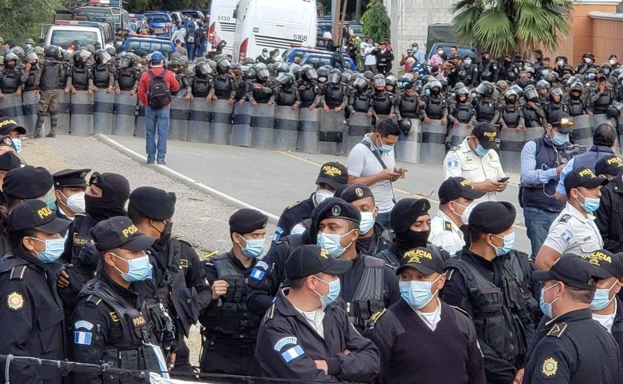 """""""La violación de los derechos de los migrantes inicia en Guatemala"""""""
