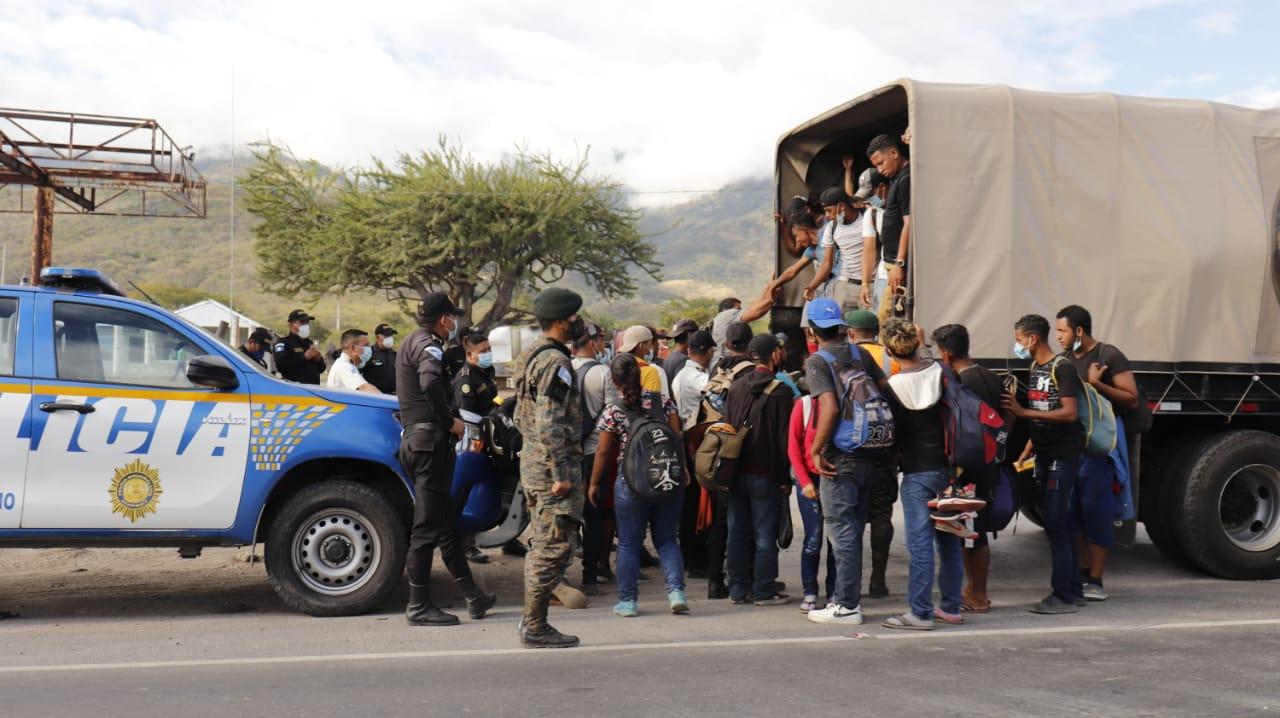 Caravana migrante: un intento más por vivir dignamente