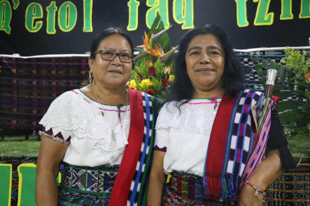 Tres mujeres asumen cargos en pueblo tz'utujil de San Pedro la Laguna