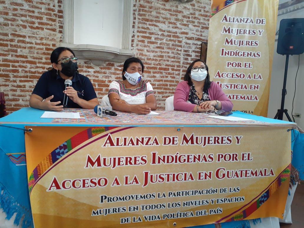 Mujeres organizadas se pronuncian por maternidades libres y deseadas
