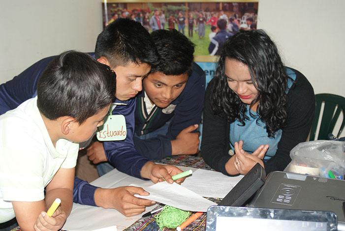 Promueven zonas libres de trabajo infantil en Quetzaltenango