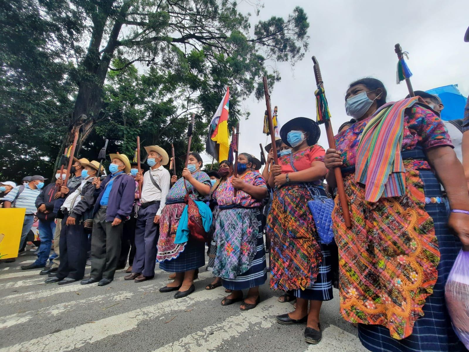 Fotoreportaje: Paro Plurinacional contra la corrupción