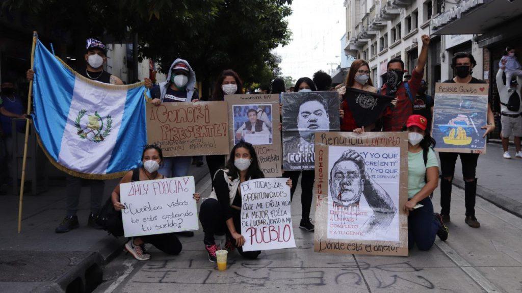 Guatemala y la eterna crisis política…