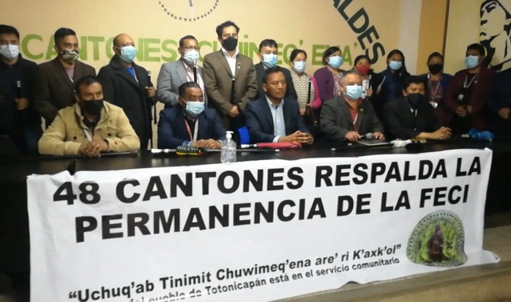 Cuarenta y ocho cantones hace un llamado a la unidad nacional y a paralizar el país