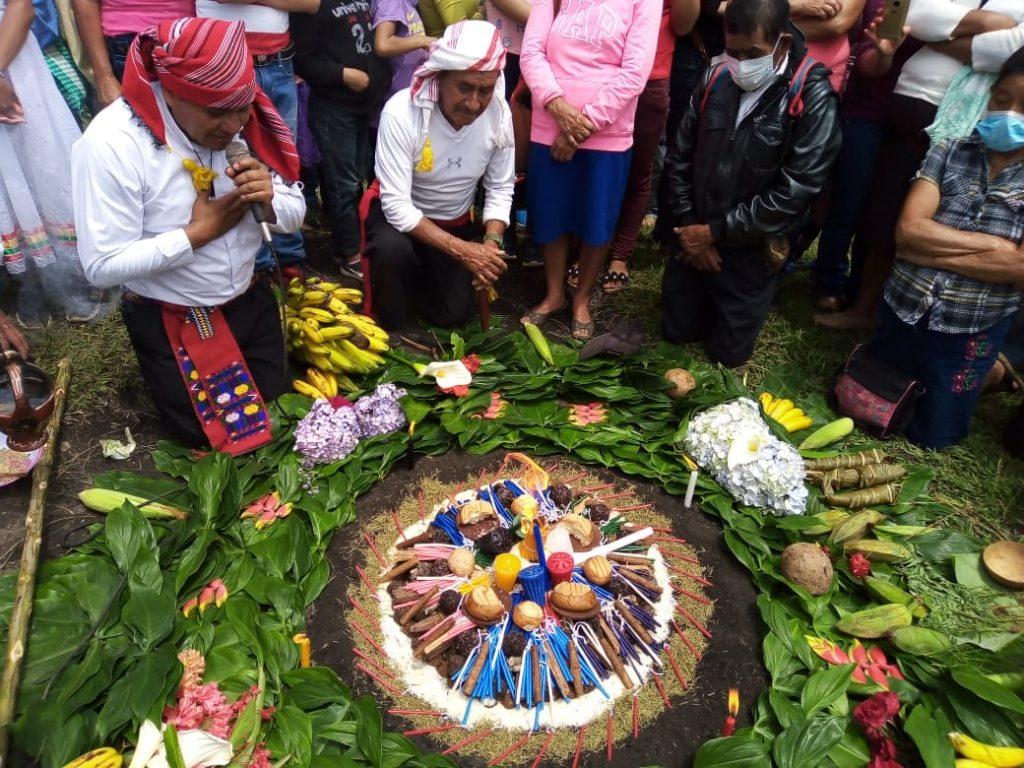 Pueblo Ch'orti' conmemora el Día de los Pueblos Indígenas