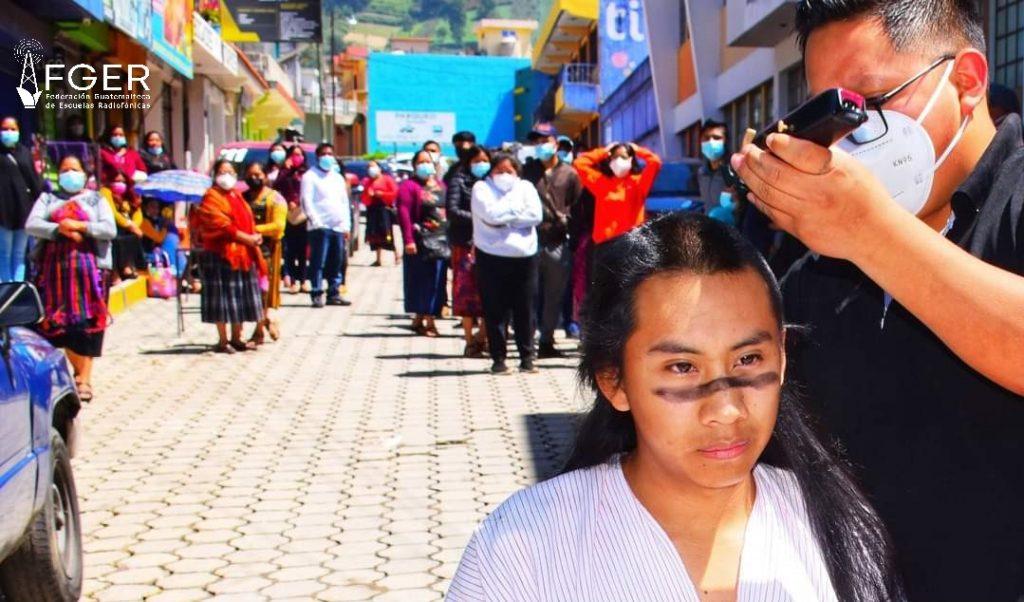 Maya por identidad, guatemalteco por decreto