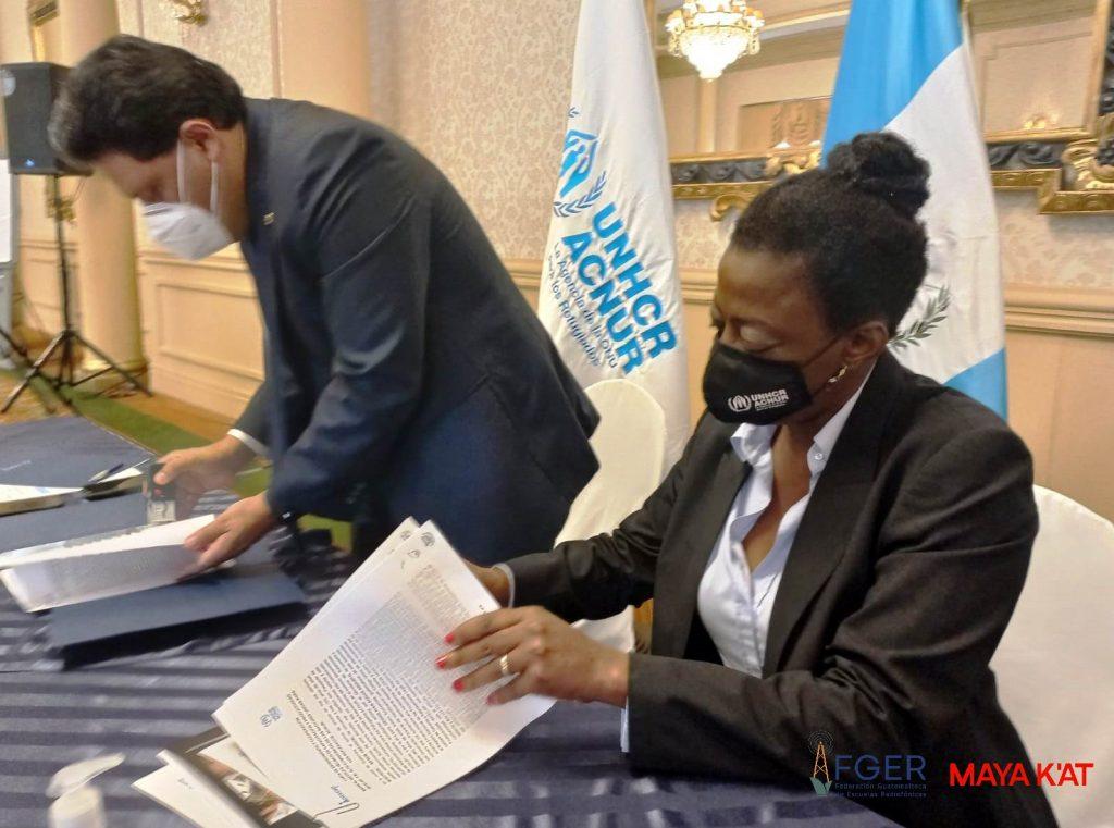 Promueve el empoderamiento profesional de personas refugiadas en Guatemala
