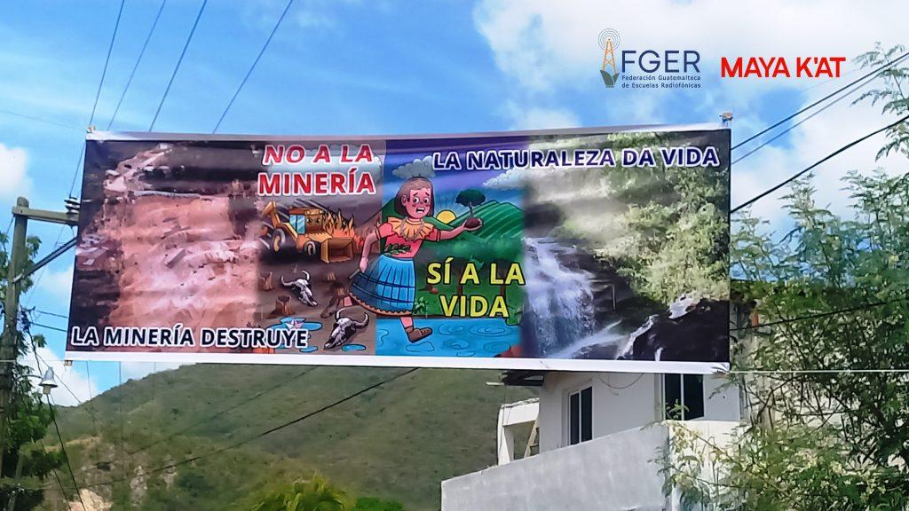 """Comunidades de Chiquimula se oponen al proyecto minero """"El Pato"""""""
